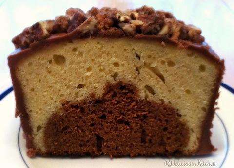 Peekaboo Pumpkin Pound Cake Recipe